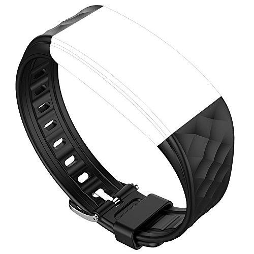 hr fitness tracker juboury fitness armband mit touchscreen aktivit ts tracker herzfrequenz. Black Bedroom Furniture Sets. Home Design Ideas