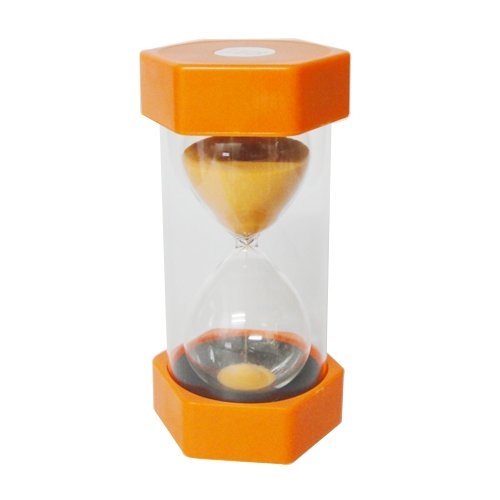 sicherheit fashion sanduhr 20 minuten sand timer orange aotmac. Black Bedroom Furniture Sets. Home Design Ideas