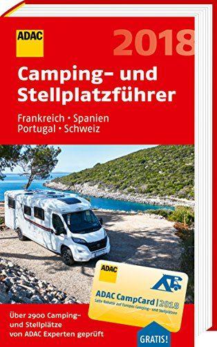adac camping und stellplatzf hrer frankreich spanien. Black Bedroom Furniture Sets. Home Design Ideas