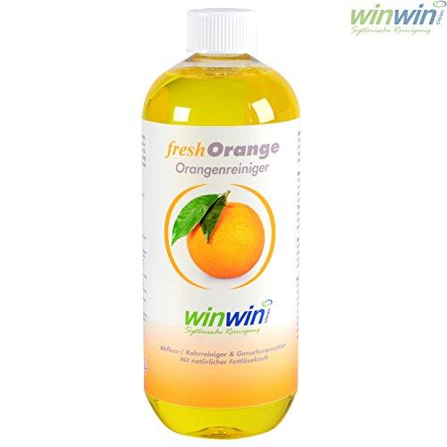 winwinclean super orange reinigungsschaum wc schaum 1kg i. Black Bedroom Furniture Sets. Home Design Ideas