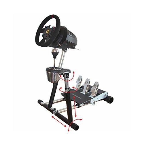 logitech wheel stand pro g25 g27 g27s support nur ohne. Black Bedroom Furniture Sets. Home Design Ideas
