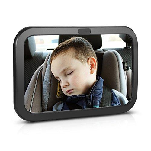 spiegel auto baby r cksitzspiegel f r babys adoric. Black Bedroom Furniture Sets. Home Design Ideas