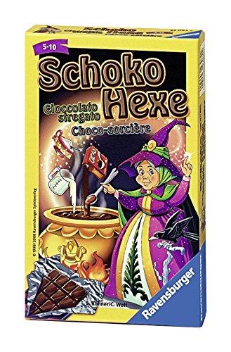 Spielanleitung Schokohexe