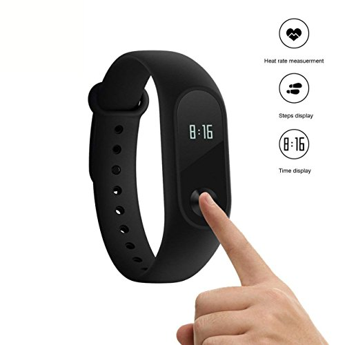 Xiaomi Mi Band 2 Armband Pulsuhren Fitness