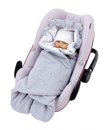 universal einschlagdecke f r babyschale maxi cosi praktische alternative zum winter fu sack. Black Bedroom Furniture Sets. Home Design Ideas