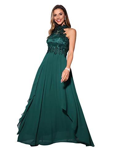 top 10 abendkleid dunkelgrün - abendkleider für damen - aotmac